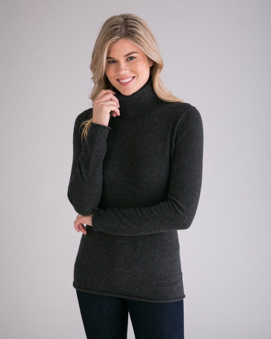 Cashmere Signature 24-7 Turtleneck