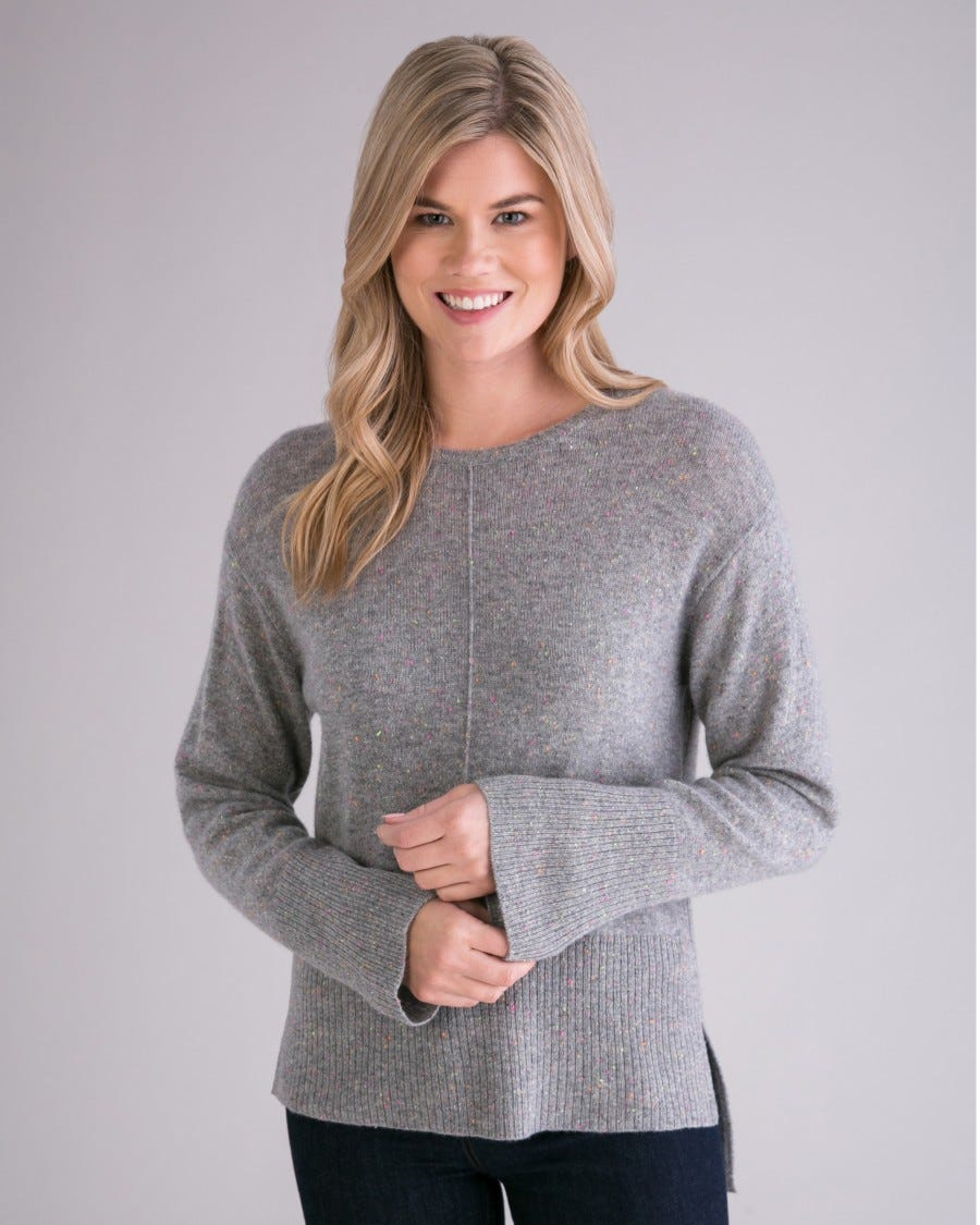 Cashmere Firenze Easy Pullover