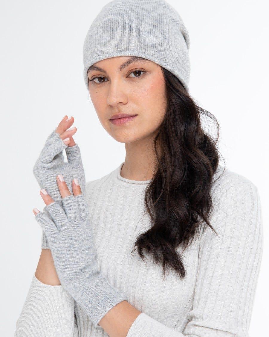 Cashmere Essential Fingerless Glove