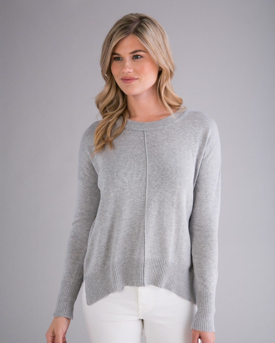 Cotton Cashmere Westport Pullover