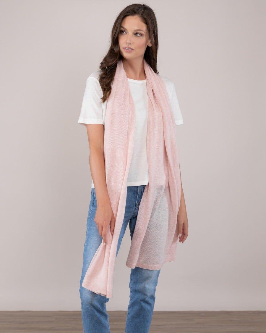 Silk Cashmere Travel Wrap