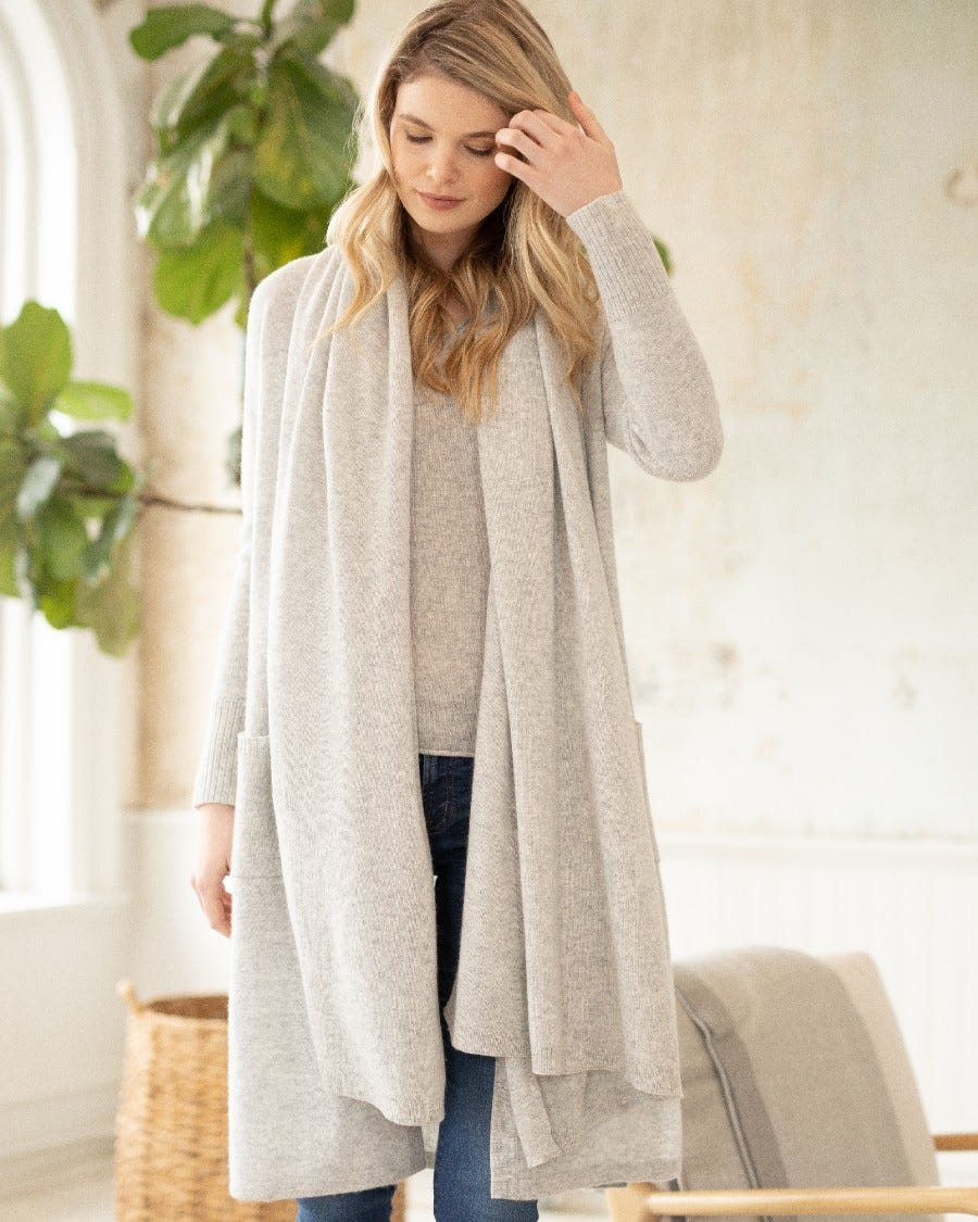 Cashmere Luxe Travel Wrap